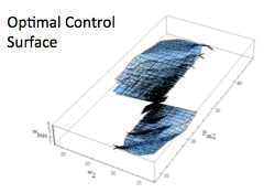 Optimal Control Surface